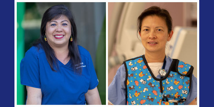 UCSF Radiology Nurses Honored At Nurses Week Awards