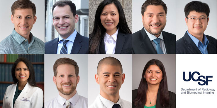 UCSF Radiology Welcomes New Faculty Members | UCSF Radiology
