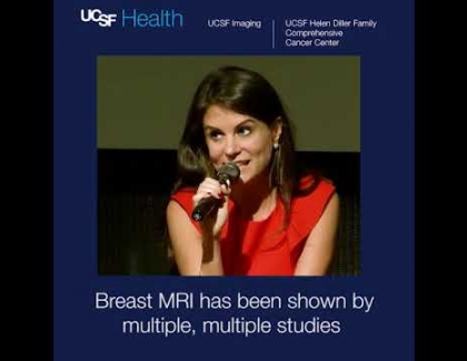 Embedded thumbnail for Breast MRI Detects Breast Cancers at Smallest Size
