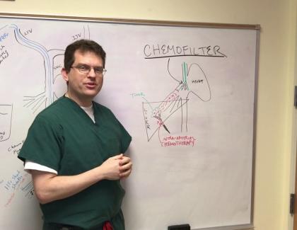Embedded thumbnail for UC Entrepreneur: Dr. Steven Hetts Chemofilter