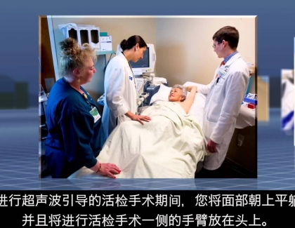 Embedded thumbnail for Ultrasound-Guided Breast Biopsy (Mandarin)
