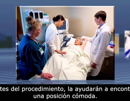 Embedded thumbnail for Ultrasound-Guided Breast Biopsy (Spanish)