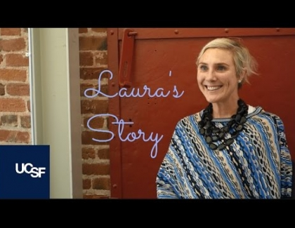 Embedded thumbnail for Laura's Story: How Breast Cancer Changed Me