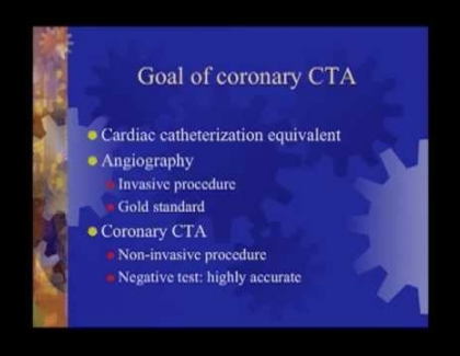 Embedded thumbnail for When is a coronary CTA appropriate?