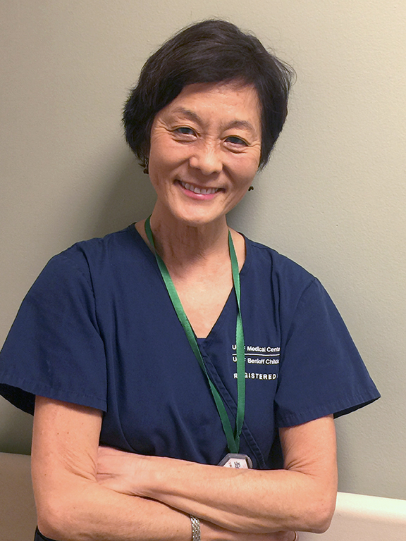 Chiyo Uchida, RN, Named Inaugural Radiology Nurse of the