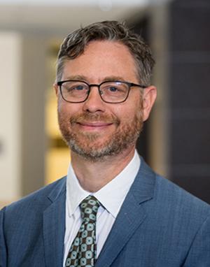 Headshot of Miles Conrad, UCSF Radiology faculty and UCSF Bridges program coach