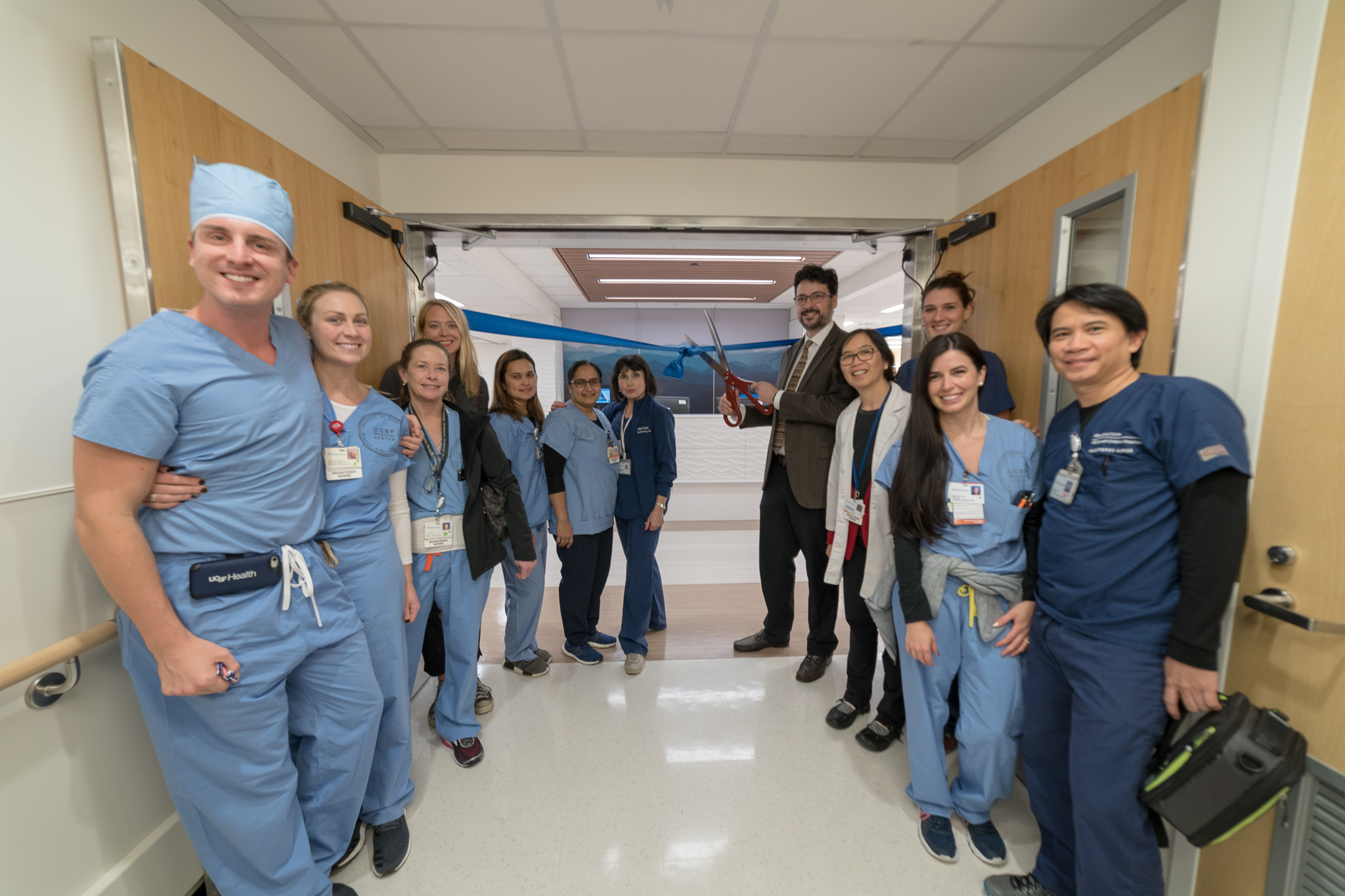 UCSF Radiology Completes Important Facility Expansion | UCSF