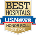 UCSF Medical Center is ranked #1 hospital in California