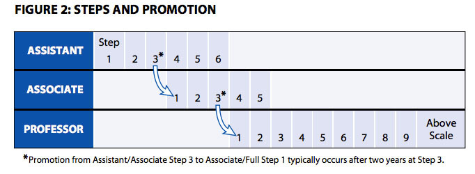 Steps and Promotion graph
