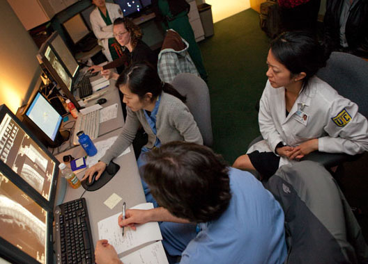 Radiology and Nuclear Medicine Residency Programs