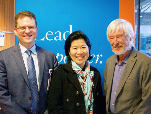 Grand Rounds Steven W. Hetts, MD, Christine Winoto, Regis Kelly, PhD