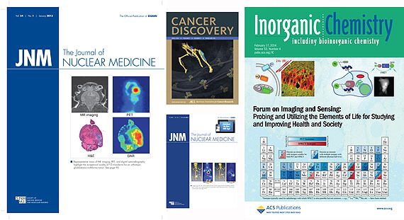 Evans Lab Journal of Nuclear Medicine cover