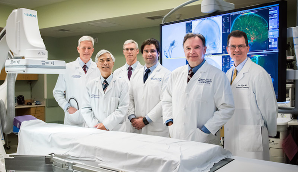 Neuro Interventional Radiology Team - UCSF Medical Neuro IR